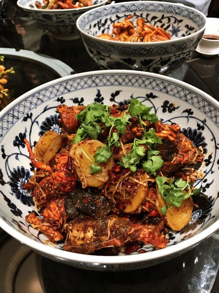 Fragant Sichuan Spicy sauce