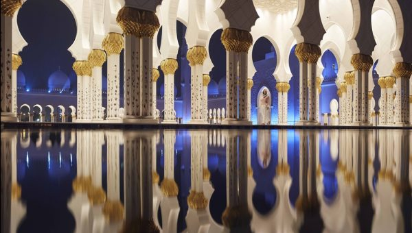 Sheikh_Zayed_Grand_Mosque_Reflections_Night