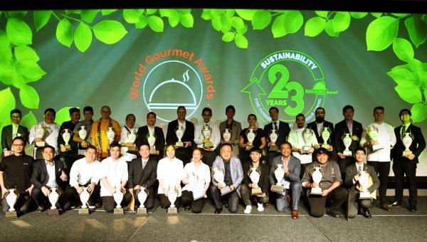 World Gourmet Awards 2019_Award Winners