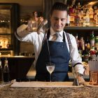 Bar Manager Michele Mariotti