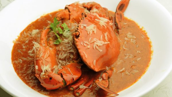 Blue Lotus Signature Chilli Pomelo Crab