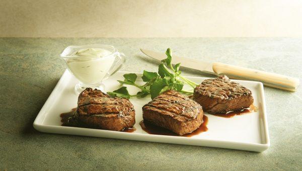 Prime New York Steak Flight