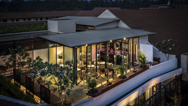 AVIARY HOTEL- May 2016