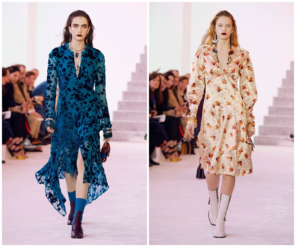 31a4330f68 Chloé Fall-Winter 2019 Collection: Love, Nature and Commitment ...