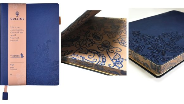 SIA Batik Journal By Collins