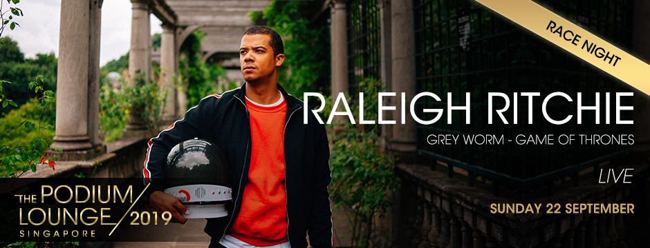Podium Lounge Singapore 2019 - Raleigh Ritchie