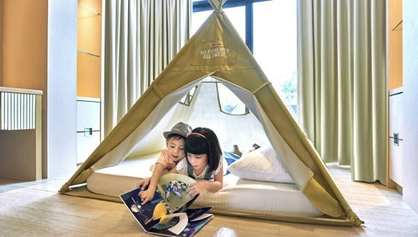 Teepee tents for selected room categories (1)