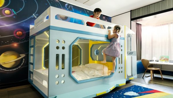 Themed Family Suite - Space Themed (1)