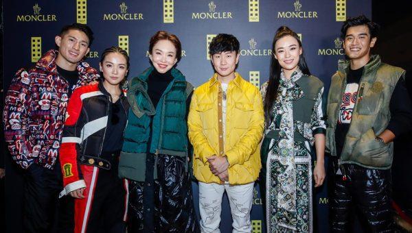Fann Wong, JJ Lin, Rebecca Lim, Nathan Hartono
