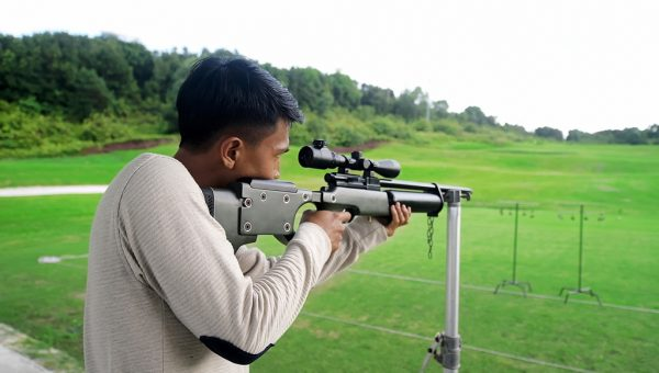 Bintan Lagoon Resort - Air Rifle