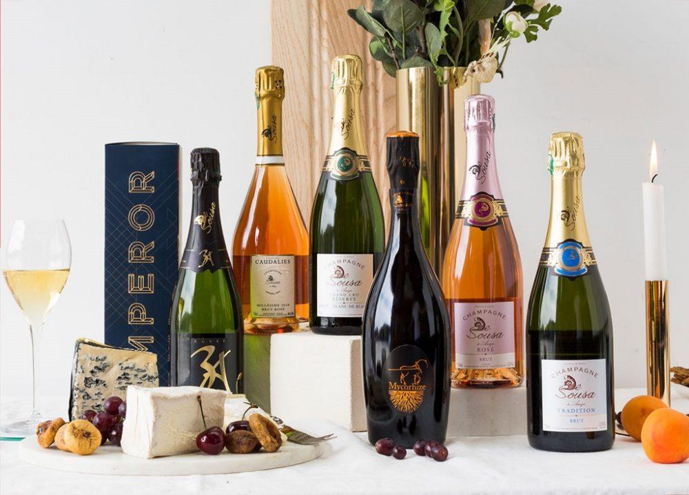 New !! Champagne  MARELET Capsule de Champagne