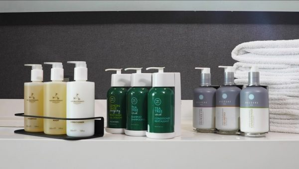 MARRIOTT INTERNATIONAL TO ELIMINATE SINGLE-USE SHOWER TOILETRY BOTTLES FROM PROPERTIES WORLDWIDE