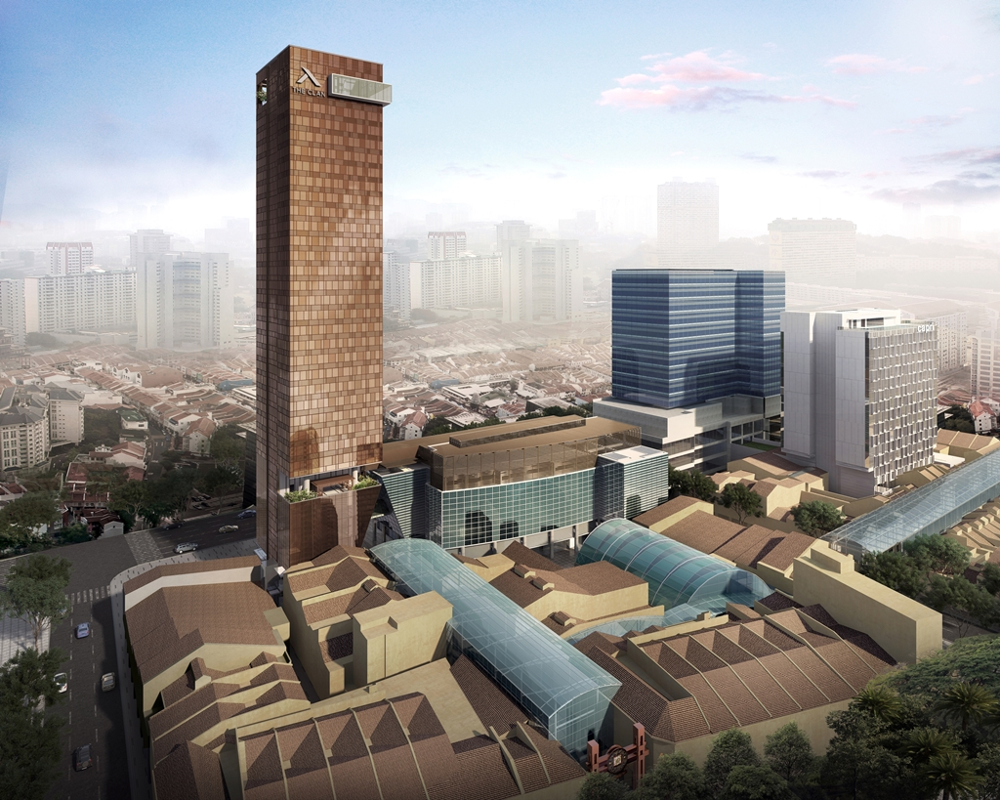 The Clan Hotel Singapore_Facade (1)
