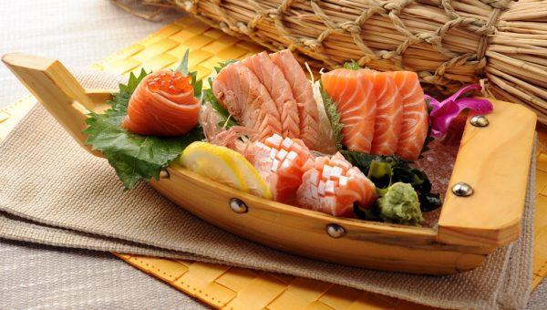 salmon yon shu mori