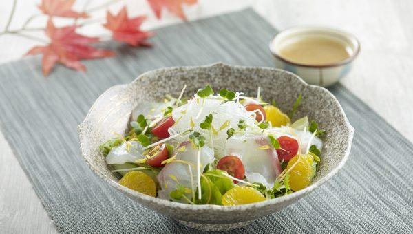 Mikan Tai Salad