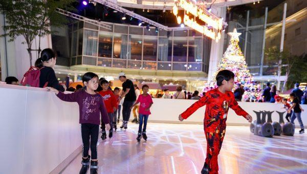 Capitol Kempinski Skating Rink