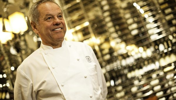 Chef Wolfgang Puck, CUT and Spago