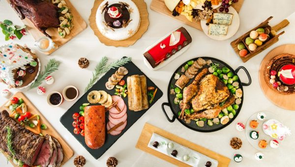Intercon Bugis Christmas Feast