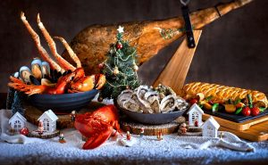 The St. Regis Singapore - Brasserie Les Saveurs_Festive Buffet Spread