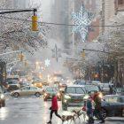 SNOW Madison Avenue December 9 2017© Julienne Schaer