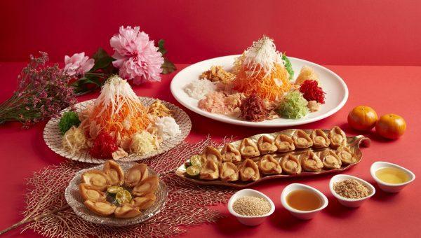 Abalone Yu Sheng
