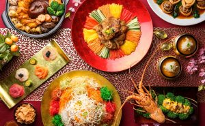 Jubilance and Grandeur Lunar New Year at Wan Hao Chinese Restaurant Mariott