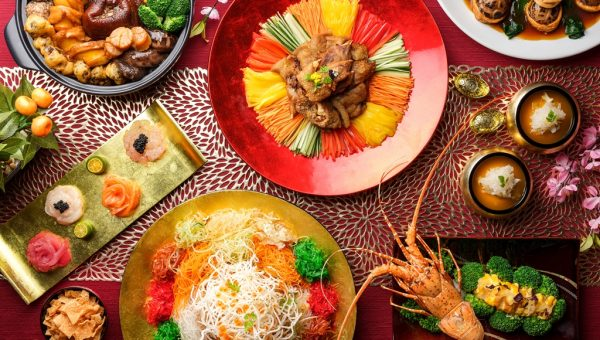 Jubilance and Grandeur Lunar New Year at Wan Hao Chinese Restaurant Mariott