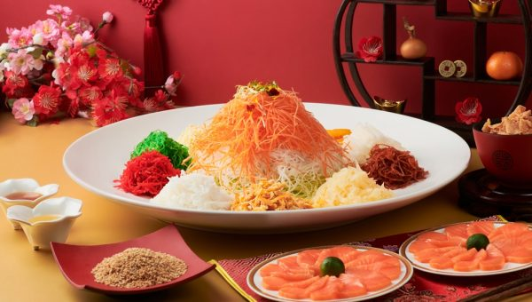 Yan Ting_Prosperity Yu Sheng with Norwegian Salmon