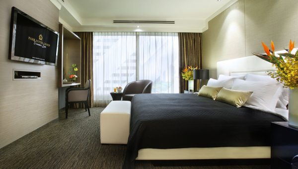 Grand Park Orchard - Park Suite (Bedroom)