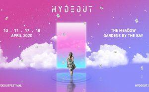 Hydeout - Key Visual