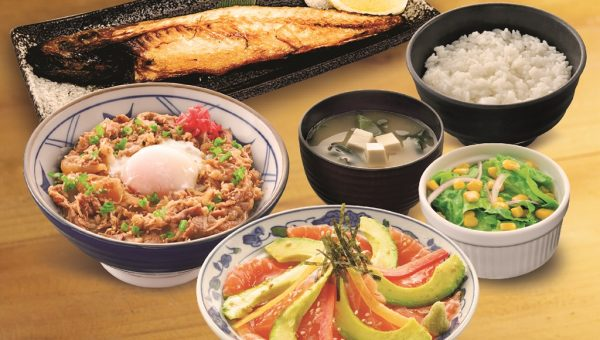 Niku Kappo_1-for-1 Lunch Sets