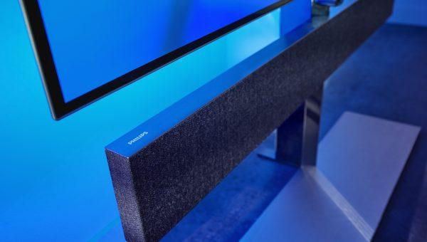 Philips OLED + 984 TV