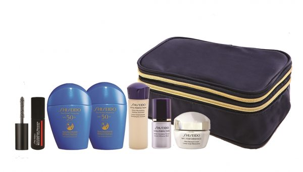 Shiseido_FSS Exclusive Perfect Protector Set $130