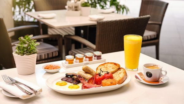 Crossroads All-Day Breakfast Platter