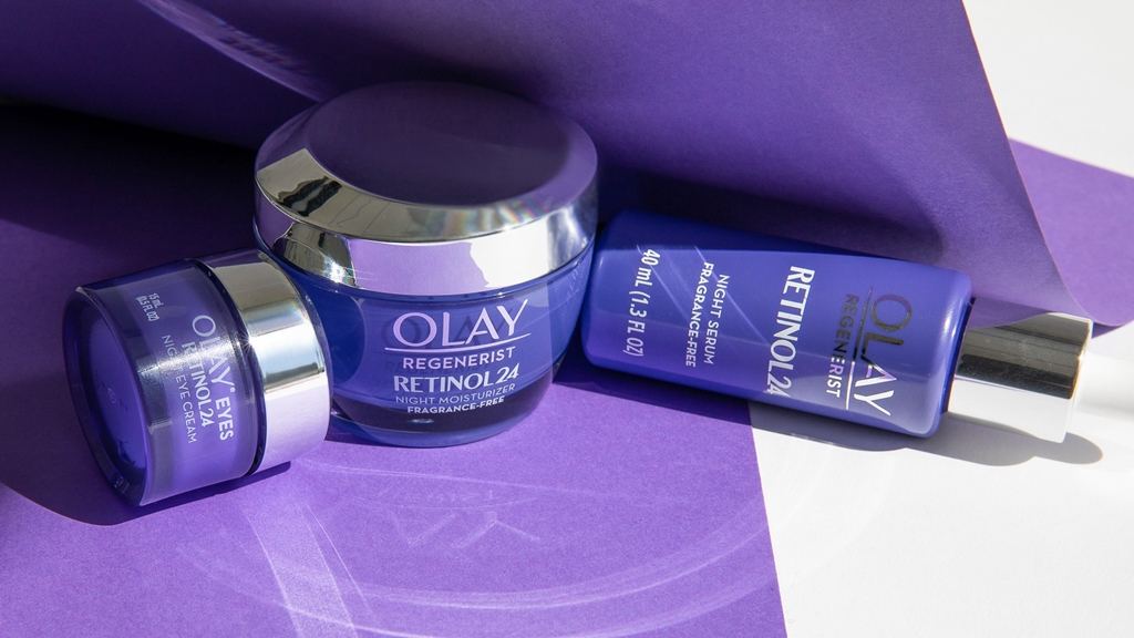 Olay Launches First Ever Retinol Range Olay Retinol24 Luxe Society