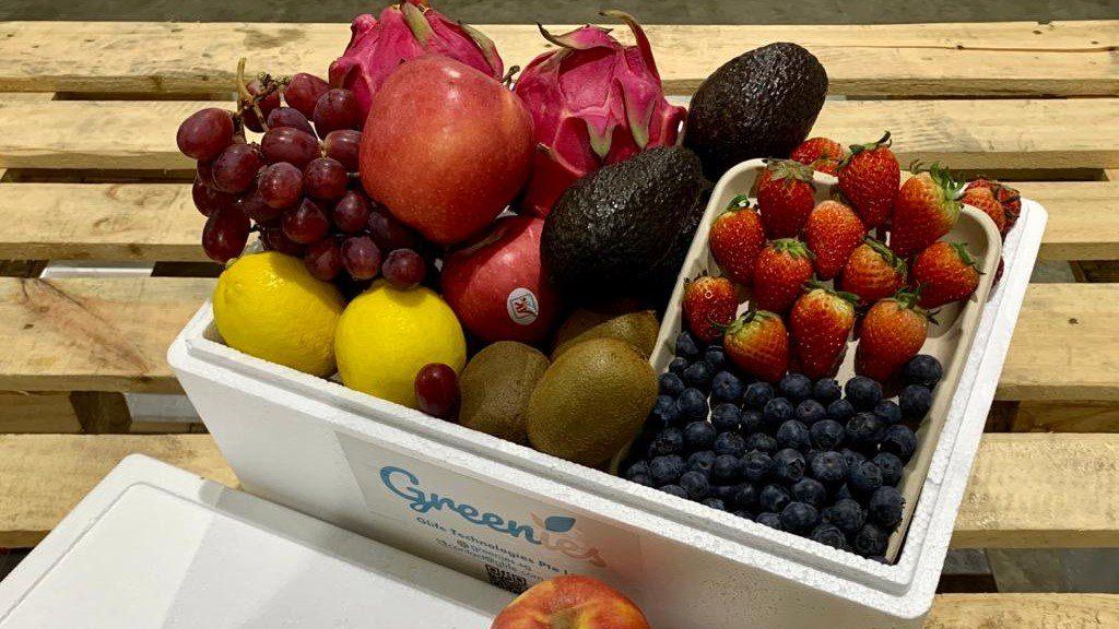 Product Box D - Premium Fruits