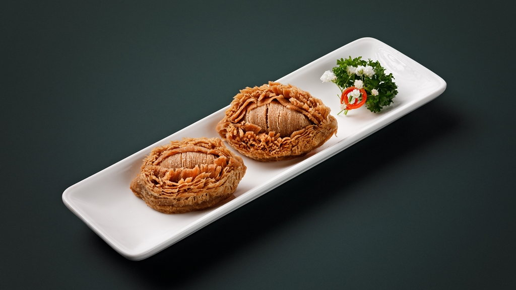 Deep-Fried Abalone Pastry