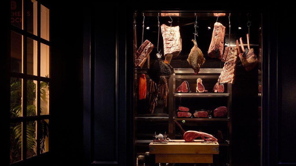 Butcher's Block - Meat Vault