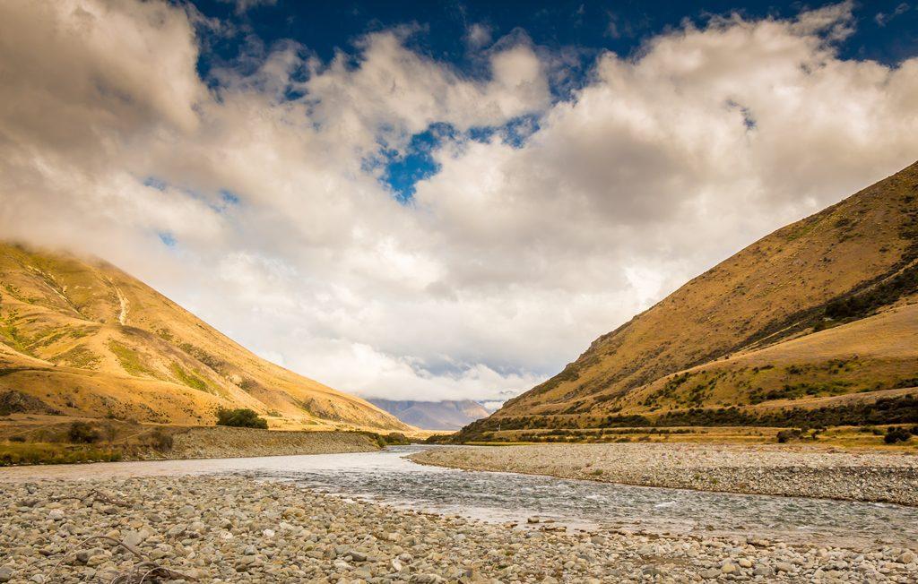 New Zealand_Ahuriri River