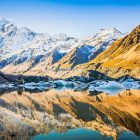 New Zealand_Aoraki Mount Cook National Park