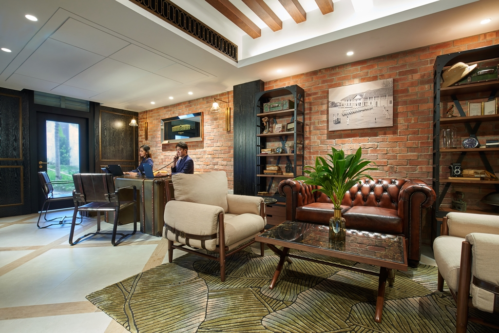 The Barracks Hotel__Lobby Reception