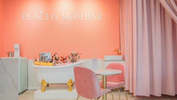 Peachy Skin Bar