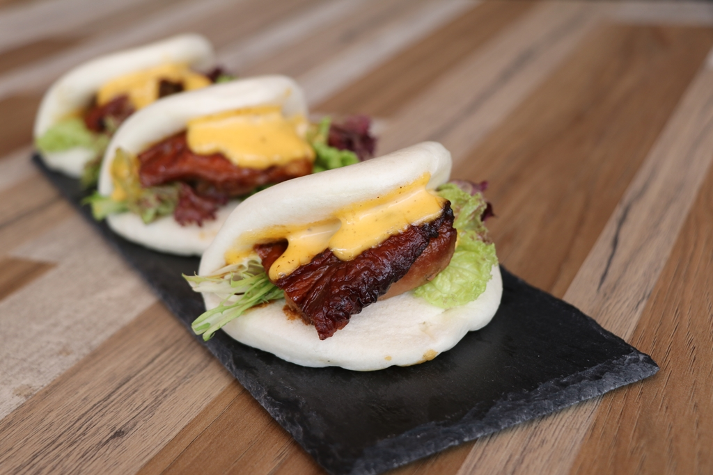 Terriyaki Chicken Bao