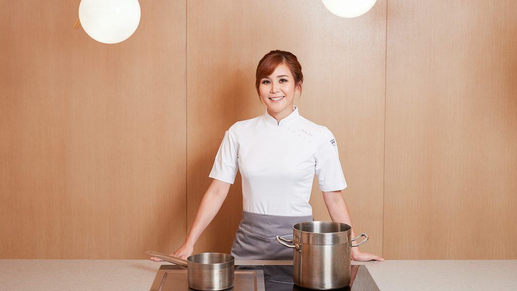Vicky Lau, TATE Dining Room