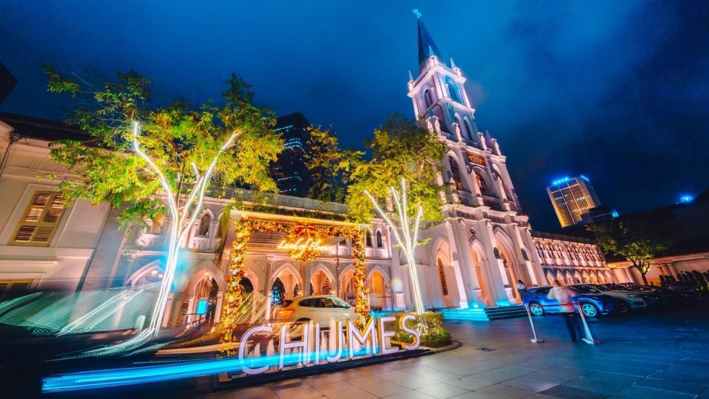 CHIJMES Land of Flowers