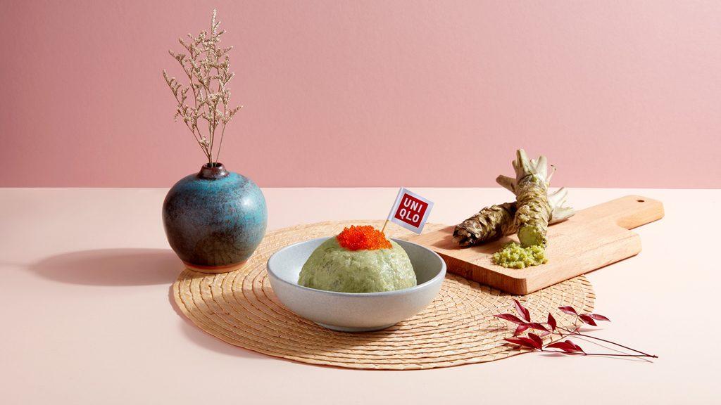 UNIQLO x Beauty In The Pot Ebiko Wasabi Prawn Paste