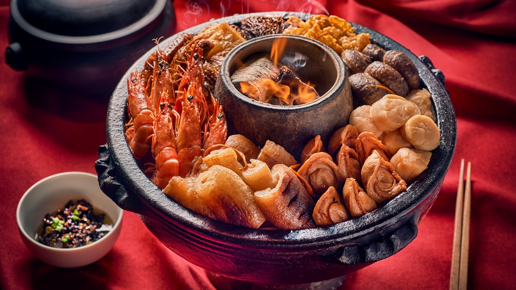 Yunnans Prosperity Treasure Hot Pot