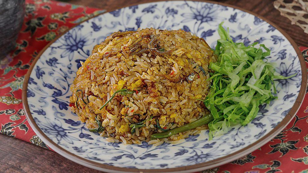 Mum's Fried Rice