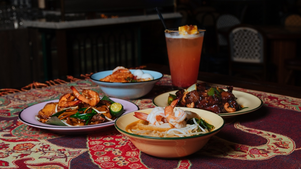 New restaurant Yum Sing! pays homage to Singapore's heritage food