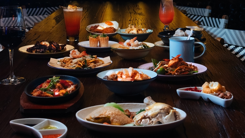 Yum Sing! celebrates the one thing that makes us truly Singaporean – food